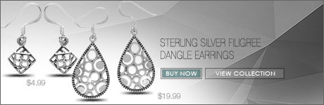 ELECTROFROM  STERLING SILVER JEWELRY COLLECTION